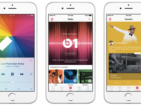 Slicing Apple Music – Part 1: Will It Kill Spotify?