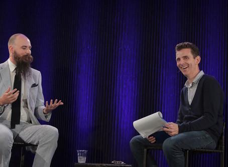 hivio 2016 – Jesse Thorn on Leveraging Podcasting and Radio