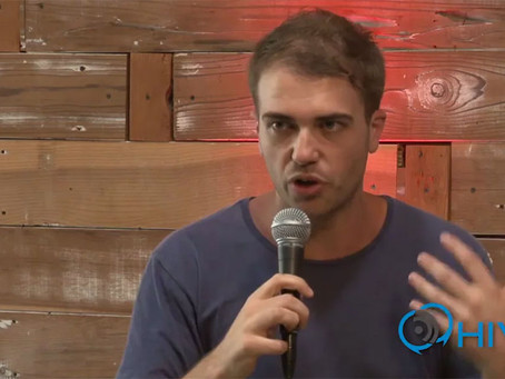 "How to Make Your Message ""Viral"" – Growth Hacker Mark Middo at hivio 2014"