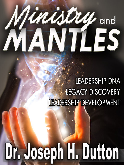 Ministry and Mantles