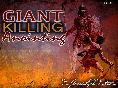 Giant Killing Anointing