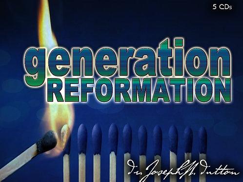 Generation Reformation