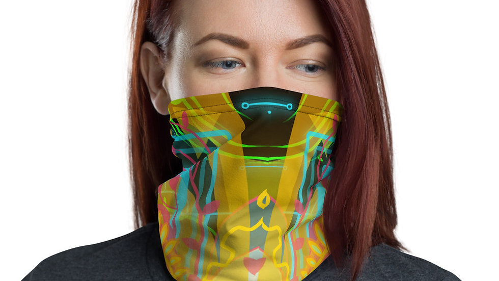 """Soul Color"" Eu4ic - Neck Gaiter / Headband"