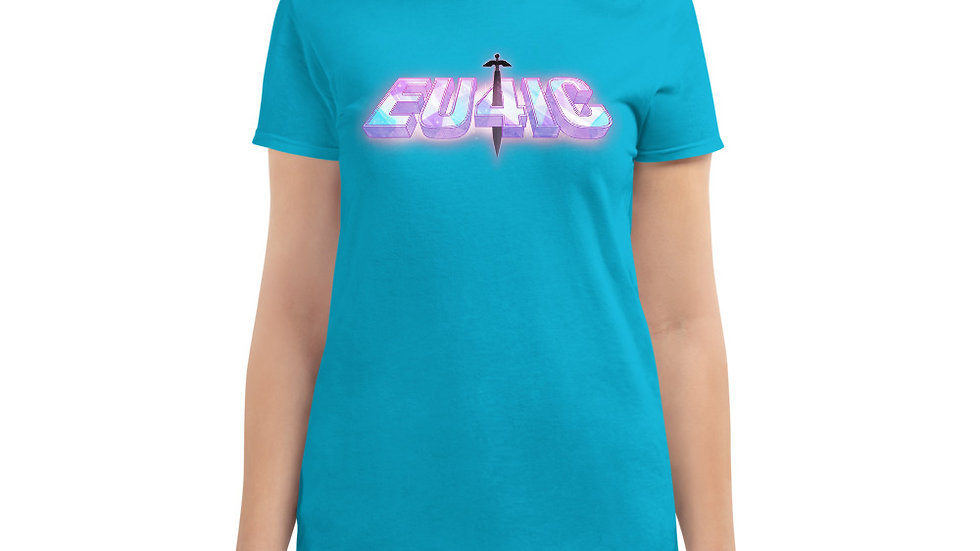 Eu4ic Logo - Short Sleeve Tee
