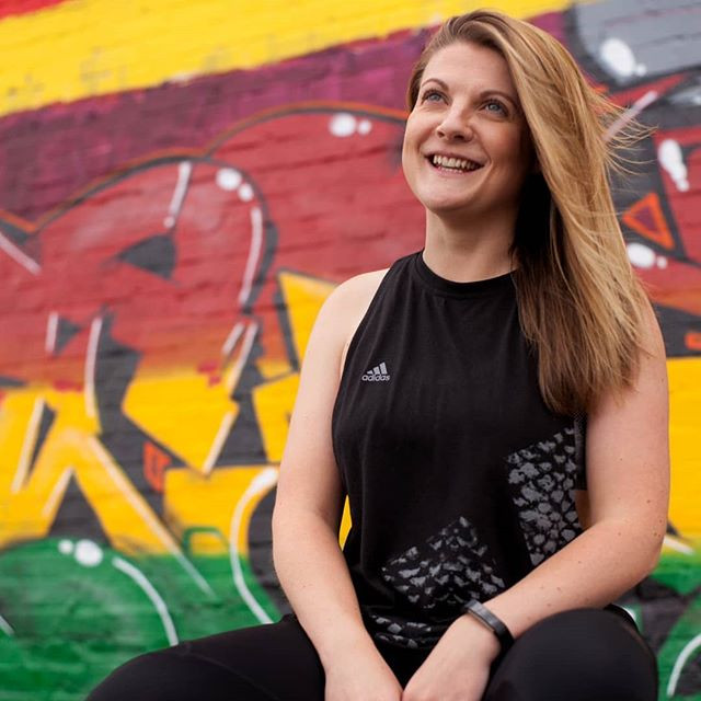 female personal trainer Didsbury