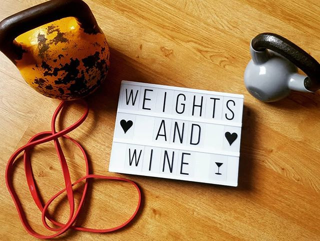 Weights & Wine Personal Training