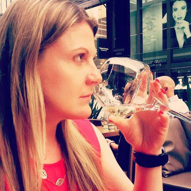 Wine tasting. Terrible idea on a Wednesday