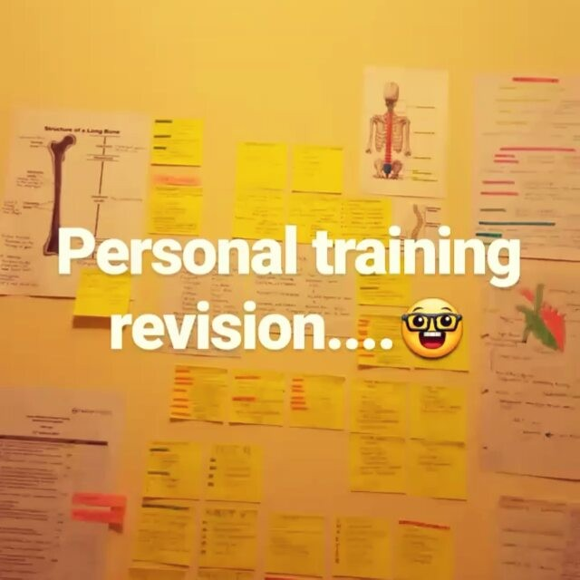 Personal training level 2 fitness instructor revision 🤓📚_-_-_#revision #revisionbreak #geek🤓 #personaltrainers #personaltraining #pt #person
