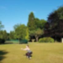 Outdoor Female Personal Training Didsbury
