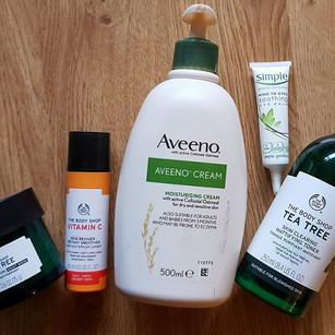 My Fitness Skin Care Routine