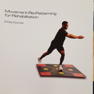 Movement Re-Patterning for Rehabilitation Course