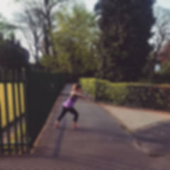 Outdoor Female Personal Training Didsbury
