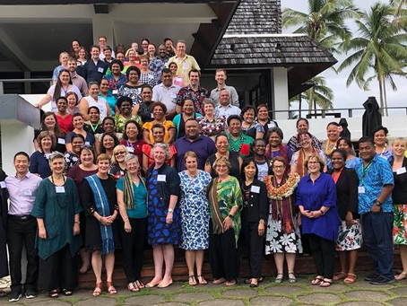 Sixty-two people sign Statement of Intent for Pacific Libraries