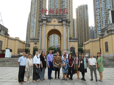 Chinese Local Chronicles going Global