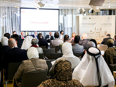 Supporting documentary heritage preservation in the Arab region