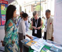 Highlights from the Indian Public Library Conference, New Delhi 3 -5 October 2017 – Part two