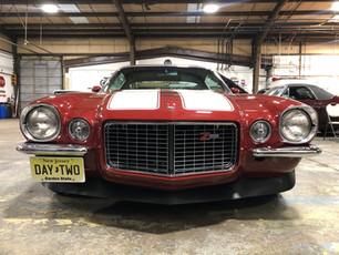 1973 Z28 Camaro