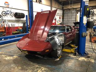 1974 C3 Corvette 454