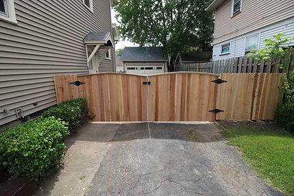 Customized gate