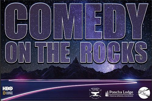 Comedy Show Ticket