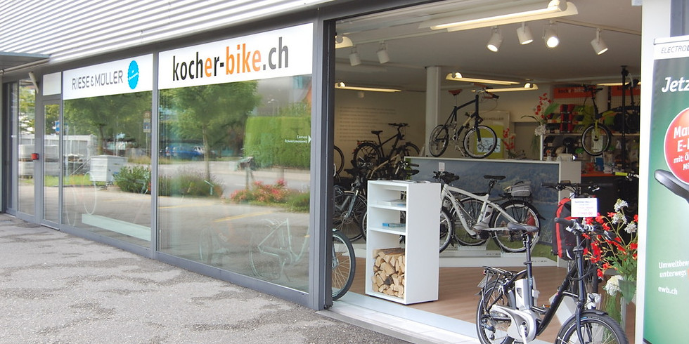 E-Bike und E-Cargo Frühling