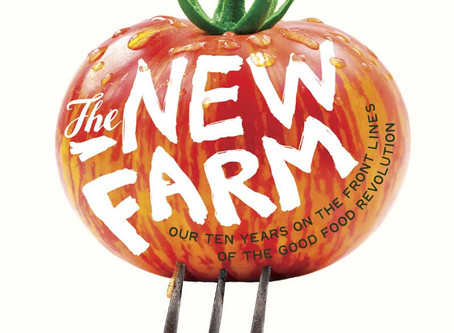 """Inspiration in """"The New Farm"""""""
