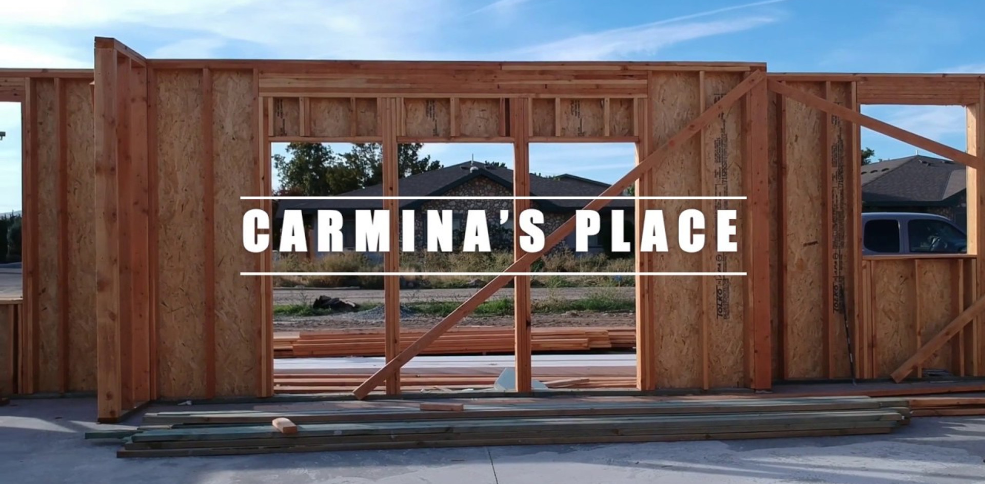 Carmina's Place Construction