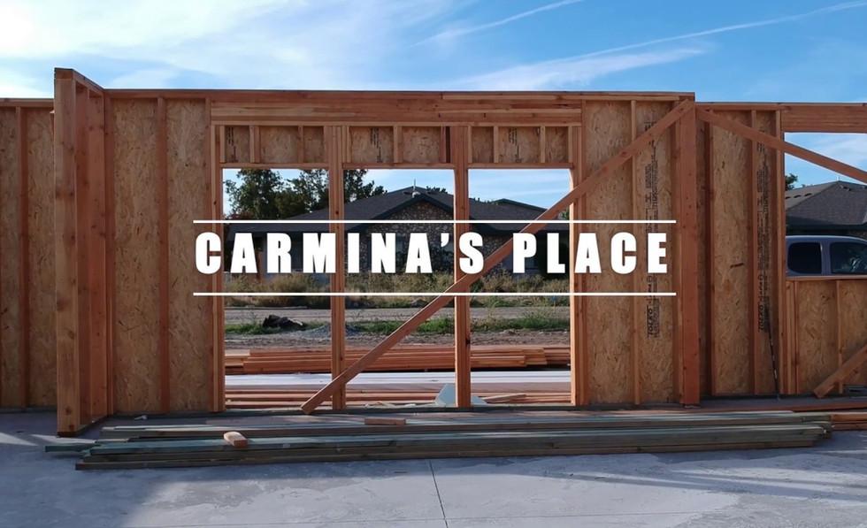 Carmina's Place Construction