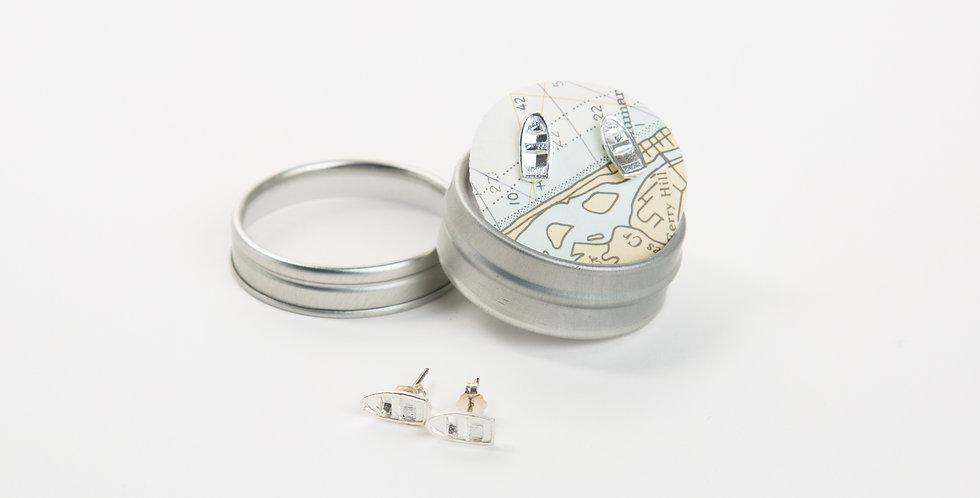 Dory Earrings Sterling Silver