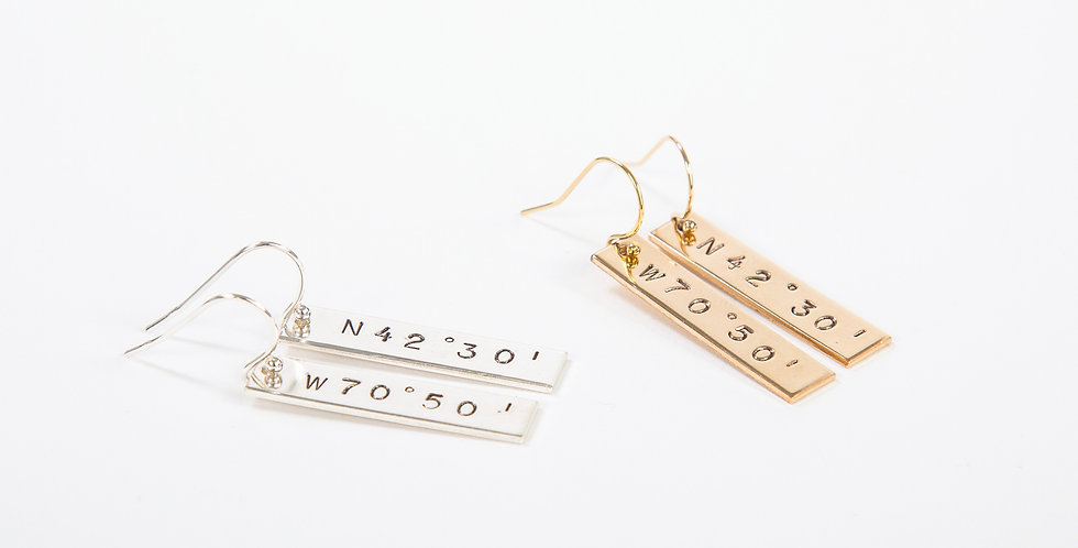 Waypoint Earrings