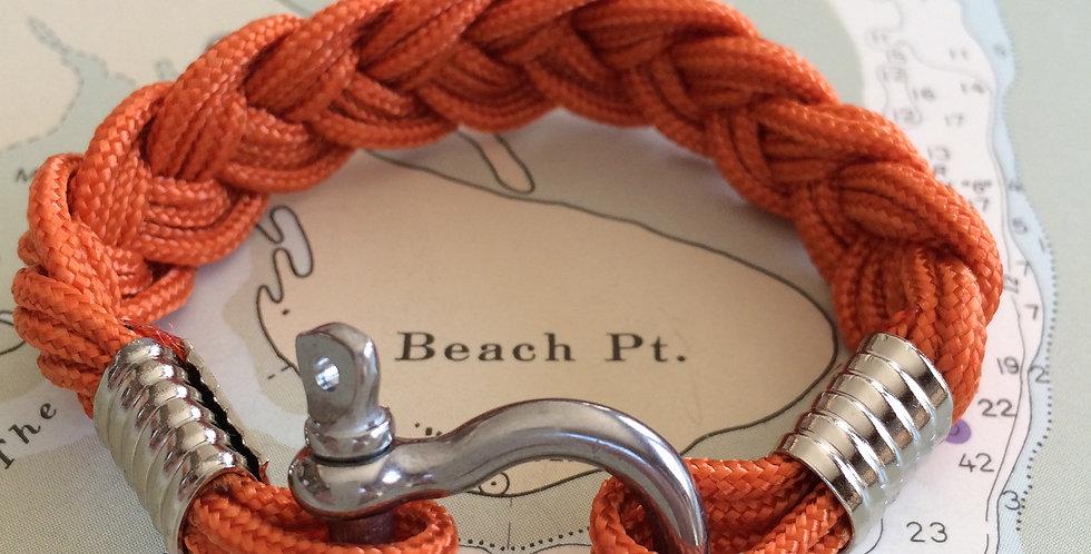 Summer Bracelet: Orange
