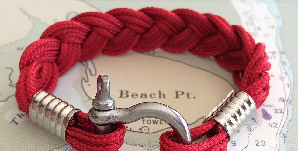 Summer Bracelet: Red