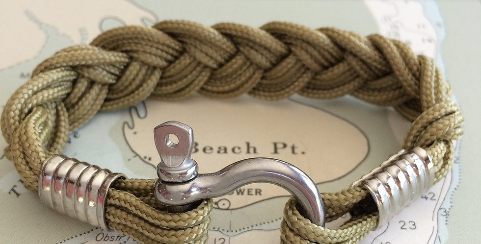 Summer Bracelet: Khaki