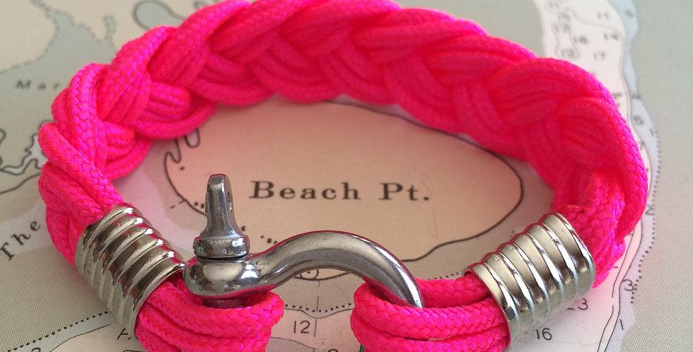 Summer Bracelet: Pink