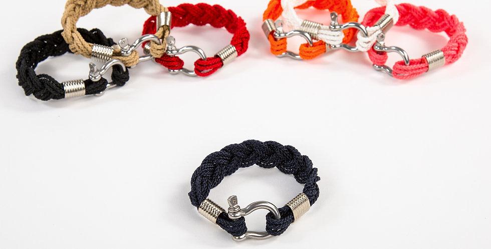 Summer Bracelet Stainless Steel Shackle