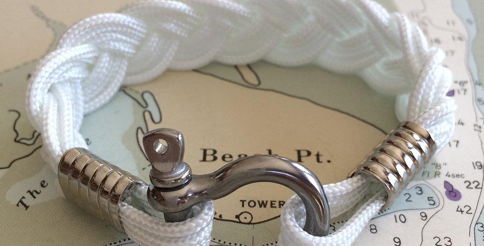 Summer Bracelet: White