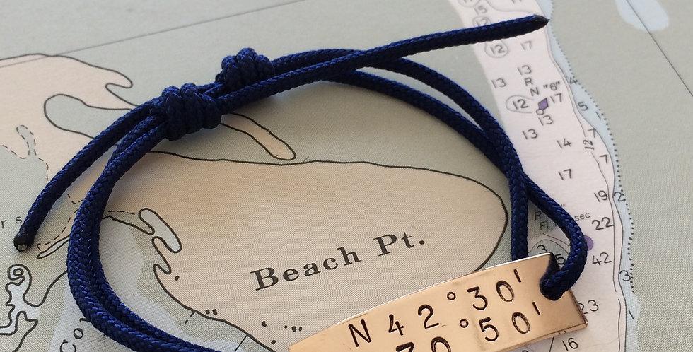 Coastal Bracelet Gold