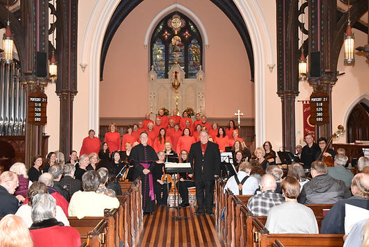 Christ Church Senior Choir and Orchestra