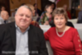 Joe and Debbie Mello celebrate 40 years of ministry at Christ Church Newton.