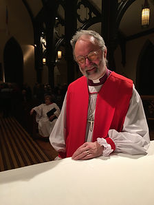 The Right Reverend Dr. Alan Wilson