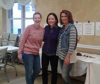 Christ Church Newton ECW offers fun activities and support for women.