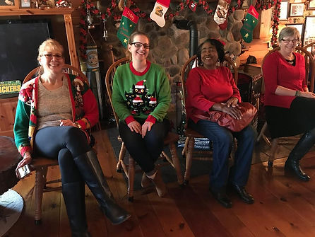 Fun and fellowship is available to women at Christ Church Newton.