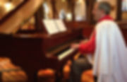 S. Gregory Shaffer has been an organist in the Diocese of Newark for more than 50 years.