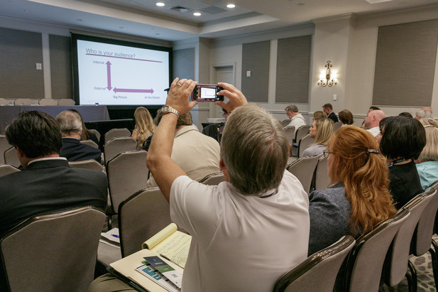 breakout session photographer