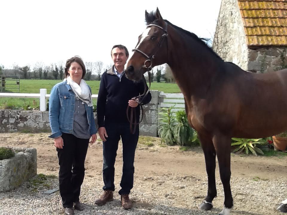 Margareth et Jean-François NOEL