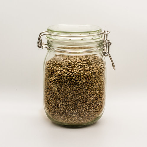 Organic Hemp Seed (with Shells)