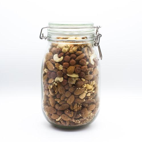 Organic Mixed Nuts Mix