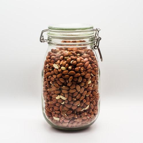 Organic Redskin Peanuts