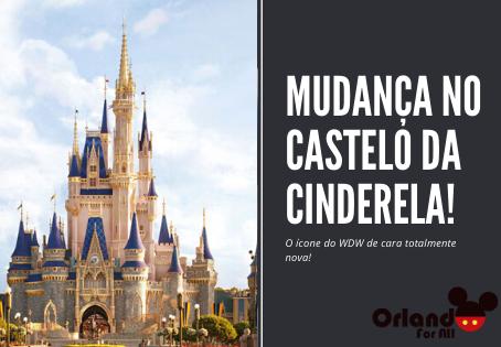 Castelo da Cinderela de cara nova? Teremos!