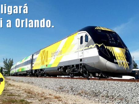 Trem fará trajeto entre Miami a Orlando.